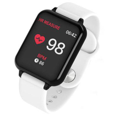 B57 Fitness Tracker Smartwatch: A Good Under $20 Alternative to Amazfit GTS with Multiple Watch Faces!