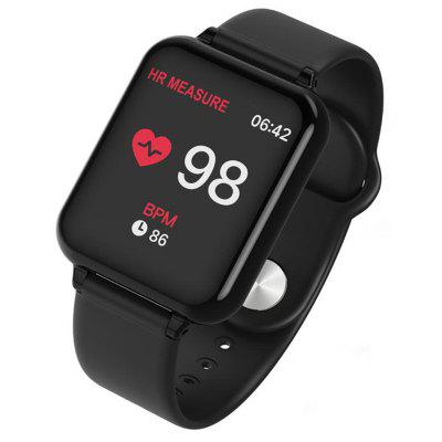 B57 Fitness Tracker SmartWatch Waterproof Sport For IOS Android Phone Smartwatch Heart Rate Monitor