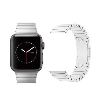 Link Bracelet Strap For AppleWatch Band AppleWatch Stainless Steel Metal Watchband