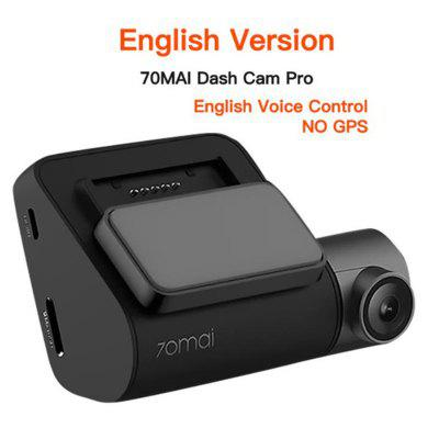 Mi 70mai Pro Dash Cam 1944P GPS ADAS For Car Camera Xiaomi Dvr 70 mai Pro Dashcam Image
