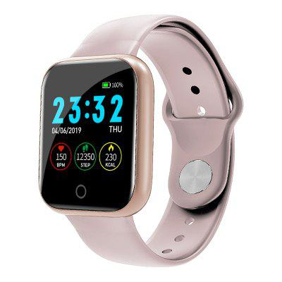 I5 smart watch heart rate heart pressure monitoring Bluetooth call