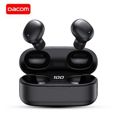 DACOM Original U7 TWS True Wireless Bluetooth Headphones com display LED