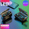 Wireless Bluetooth Earphone 8D Stereo Q32-1 Headphone LED Display with 2000mAh