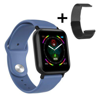 Q10 Smart Watch Heart Rate Fitness Tracker Band  Full Touch Screen