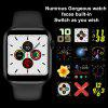 W34 Bluetooth Smart Watch Series 4 Bluetooth 4.0 Call Heart Rate ECG 1.54 Full Touch