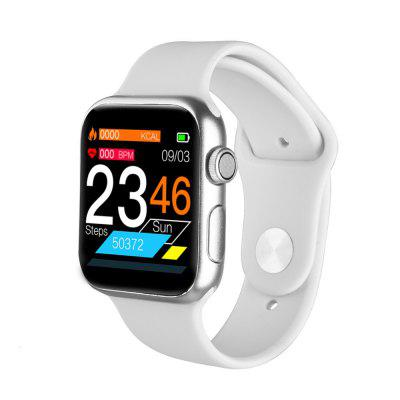 P20 Smart Watch HD Full Screen Touch Heart Rate Blood Pressure Monitor