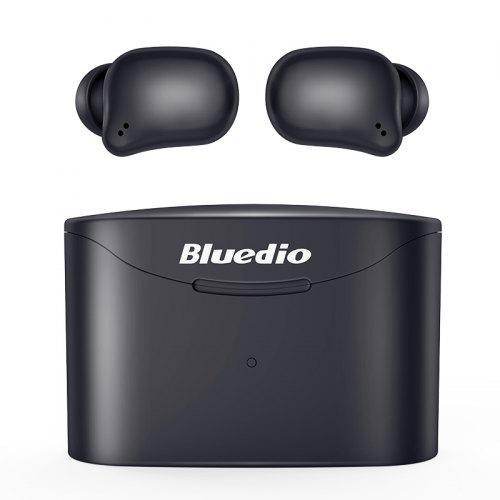 Bluedio T-elf 2 Waterproof Sports Headset Wireless Earphone In Ear With Charging Box