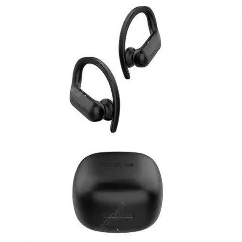 QCY T6 TWS Bluetooth Headset 5.0 in-ear Touch Control Headset with Microphone