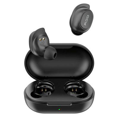QCY T9S Wireless Bluetooth Headphones V5.0 Touch Control Earphones Stereo HD talking
