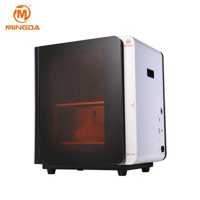 MINGDA MD-4H Industrial Desktop 3D Printer with High Precision for Company Use and Education