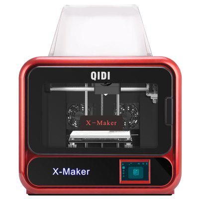 QIDI TECH High end X Maker 3D Printer  Technology print face sheild