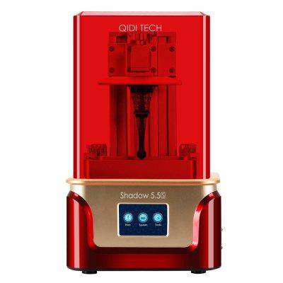 QIDI TECH LCD 3D Printer Shadow 5.5 S UV LCD