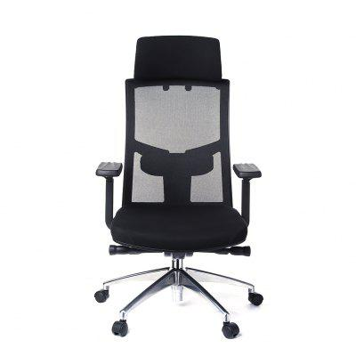 Adjustable Rotating Lift Arm Office Computer Chair Stretch Seat Armchair