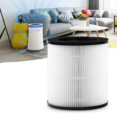 Tdbest 3 in 1 Air Purifier HEPA Filter Sterilization Bacteria Purification PUB