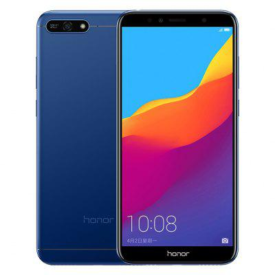 Huawei Honor 7A Android 8.0 2GB_16GB Snapdragon 430 Octa Core Phone Blue Image