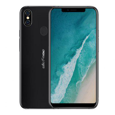 Ulefone X Android 8.1 Smartphone Wireless Charge Face ID 4GB RAM 64GB ROM Image