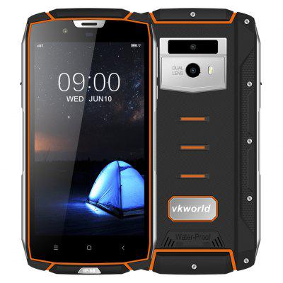 VKWorld VK7000 Android 8.0 Octa Core 4G Phone w4 add 64GB Waterproof Image