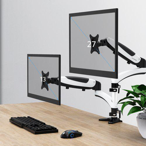 VM-LH08 2-in-1 monitor and laptop mount