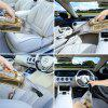 Tdbest Car Vacuum Cleaner Handheld Super Suction Wet Dry Dual Use Cleaning Tool