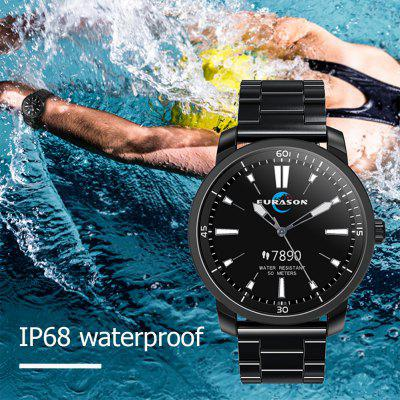 H2 Heart Rate Sleep Monitor Waterproof Pedometer Smart Watch