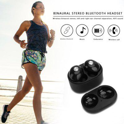 I7 Mini TWS Earphones Twins HiFi Bluetooth Stereo In-Ear Headset Earbuds