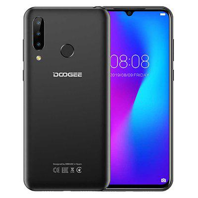 DOOGEE N20 Mobilephone Fingerprint 6.3inch FHD Display 16MP Triple Back Camera 64GB 4GB Image