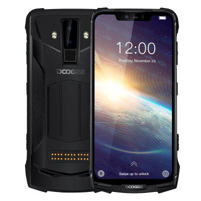 IP68 DOOGEE S90 Pro Modular Rugged Mobile Phone 6.18inch Display 12V2A 5050mAh Helio P70 Image