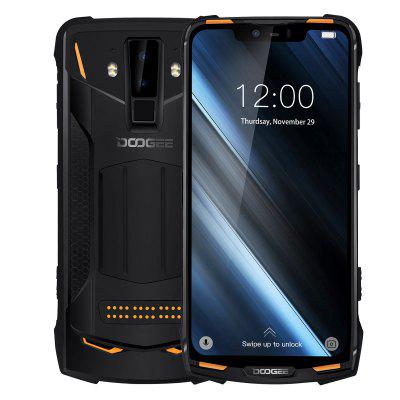 IP68 DOOGEE S90C Modular Rugged Mobile Phone 6.18inch Display 12V2A 5050mAh Image