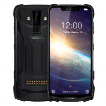IP68 DOOGEE S90 Pro Super Vision Modular Rugged Mobile Phone 6.18inch Display 12V2A 5050mAh