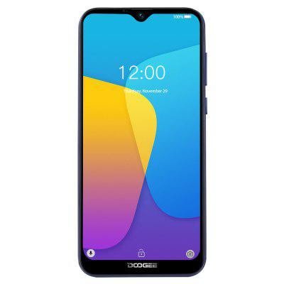 DOOGEE X90 Cellphone 6.1inch 19. 9 Waterdrop LTPS Screen Smartphone Quad Core 16GB ROM