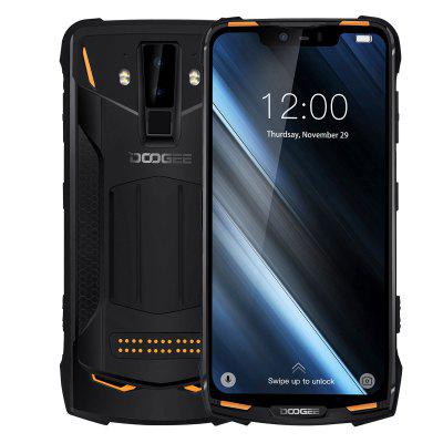 IP68 DOOGEE S90C Super Modular Rugged Mobile Phone 6.18inch Display 12V2A 5050mAh Image