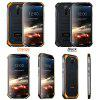 DOOGEE S40 Rugged Mobile Phone 5.5inch 4650mAh MT6739 Quad Core 3GB 32GB Android 9.0 8.0MP IP68