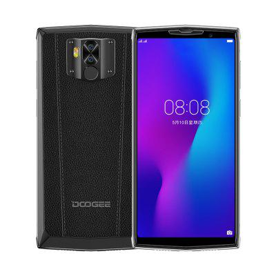 DOOGEE N100 Mobilephone 10000mAh Battery Fingerprint 5.9inch FHD Display