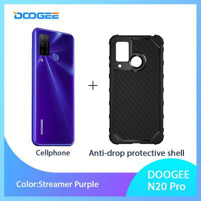 DOOGEE N20 Pro Quad Camera Mobile Phones Helio P60 Octa Core 6GB RAM 128GB ROM Global Version Image