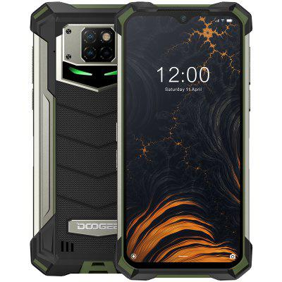 IP68/IP69K DOOGEE S88 Pro Rugged Mobile Phone 10000mAh telephones Helio P70 Octa Core 6GB RAM 128GB ROM smartphone Android 10 OS Image