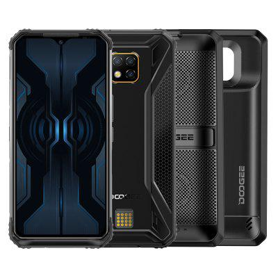 IP68 IP69K DOOGEE S95  Modular Rugged Mobile Phone 6.3inch Display 5150mAh Helio P90 Octa Core Image