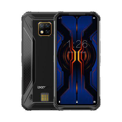 DOOGEE S95 Pro IP68 Modular Rugged Mobile Phone 6.3inch Display Helio P90 Octa Core 8GB 256GB Image