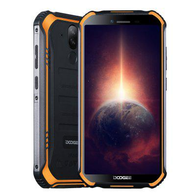DOOGEE S40 Pro Android 10 Rugged Mobile Phone IP68/IP69K 4GB RAM 64GB ROM Waterproof Smartphones Helio A25 Octa-core Cell phones