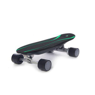 SPECTRA X Electric Skateboard with Easy Swappable Battery - 3 Ways to control - Water Resistant