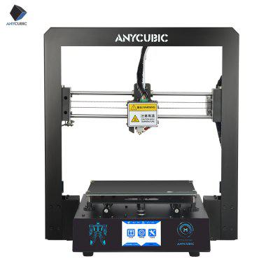 ANYCUBIC I3 Mega Printer Full Metal Impresora 3d face sheild TFT Touch Screen High Precision Drucker