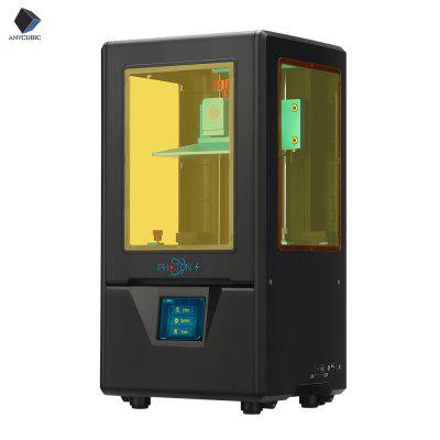 ANYCUBIC Photon-S 3D Printer Dual Z axis Quick Slice 405nm Matrix UV Module SLA Resin Impresora 3d