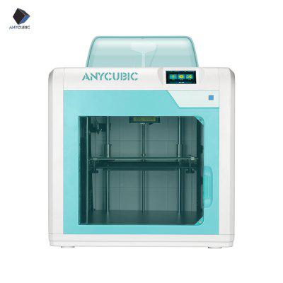 ANYCUBIC 3D Printer 4Max Pro Large Plus Size FDM Impresora 3d Diy Kit Modular Design