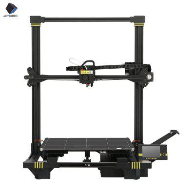 ANYCUBIC Chiron Stampante 3D Plus Size Stampante autolivellante TFT 3d Titan Extruder Dual Z Axisolor
