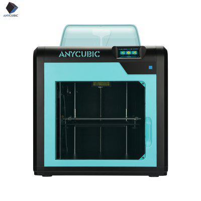 ANYCUBIC 3D Printer 4Max Pro Grande Plus Size FDM Impresora 3d Diy Kit Design modular