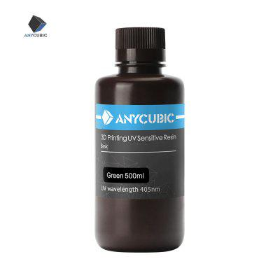 405nm UV Resin For ANYCUBIC Photon Photon S 3D Printer LCD UV Sensitive 1L Liquid Bottle Gadget