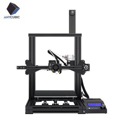 ANYCUBIC MEGA ZERO 3D PRINTER Quick Assembly Double Gear Extrusion TPU DIY kit impressora