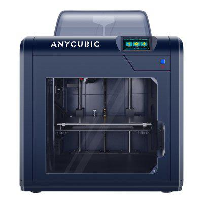 ANYCUBIC 4Max Pro 2.0 3d Printer New upgrade DIY Printing Kit with Ultrabase Heatbed Print TPU PLA Filament