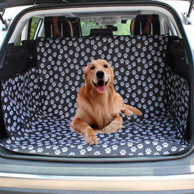 Dog Car Protector >> Pet Carriers Dog Car Seat Cover Trunk Mat Cover Protector Carrying For Cats