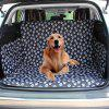 Pet Carriers Dog Car Seat Cover Trunk Mat Cover Protector Carrying For Cats