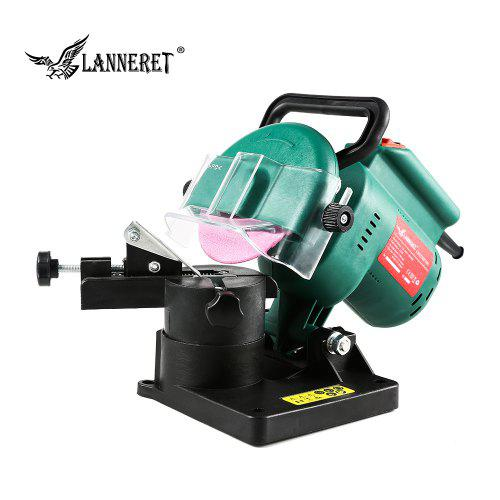 LANNERET 220W Chain saw Sharpener Power Grinder Machine Portable Electric Chainsaw Sharpener